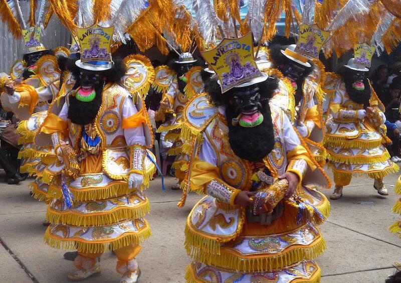 Puno Peru Festival