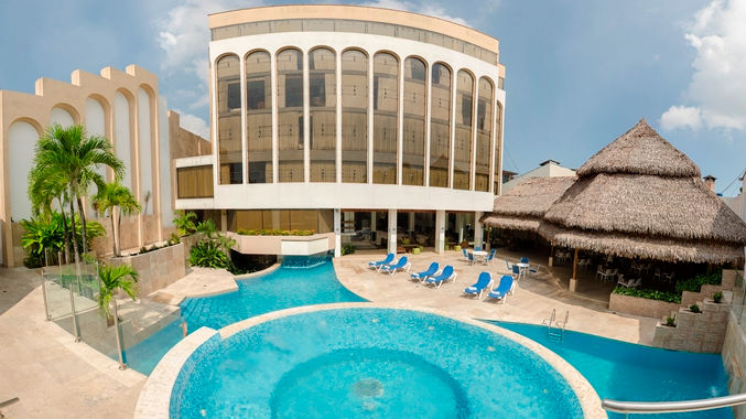 Doubletree by hilton hotel in iquitos