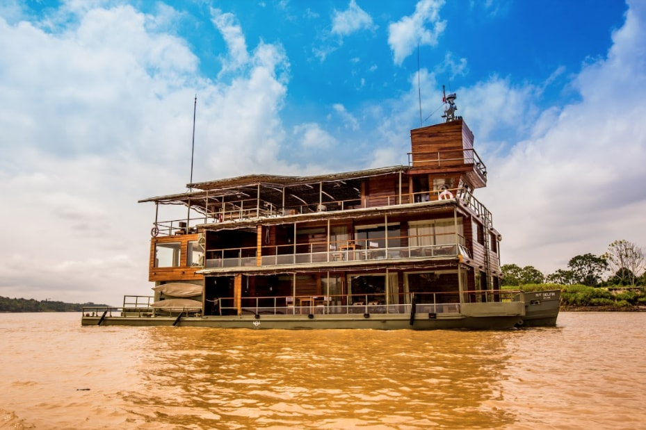 delfin amazon cruises reviews