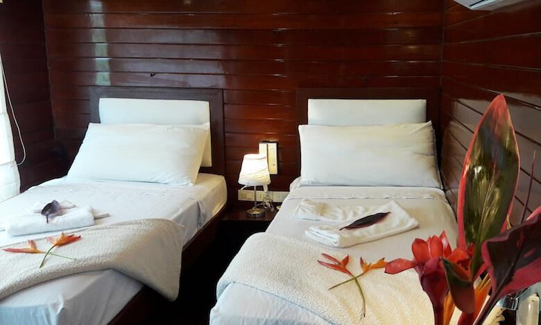 Spondias River Cruise