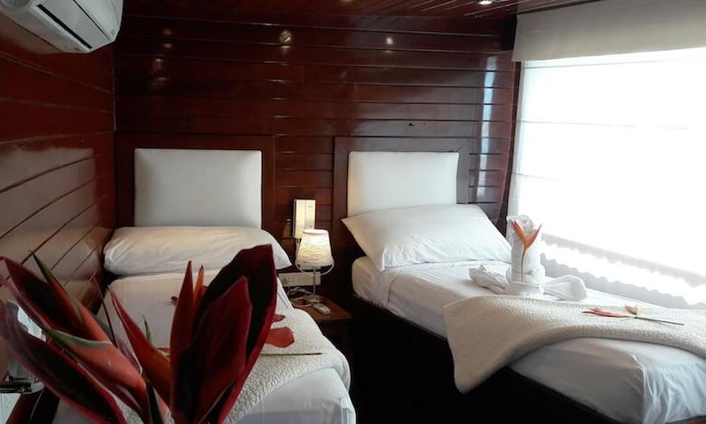 Amazon Cruise Cabins