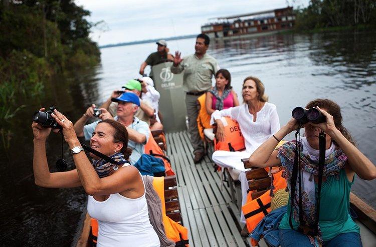 Amazon River Family Cruise