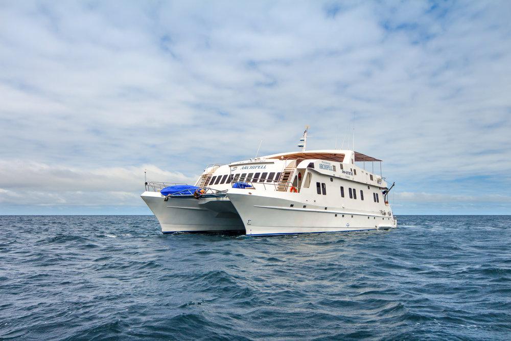 Archipel-I-Galapagos