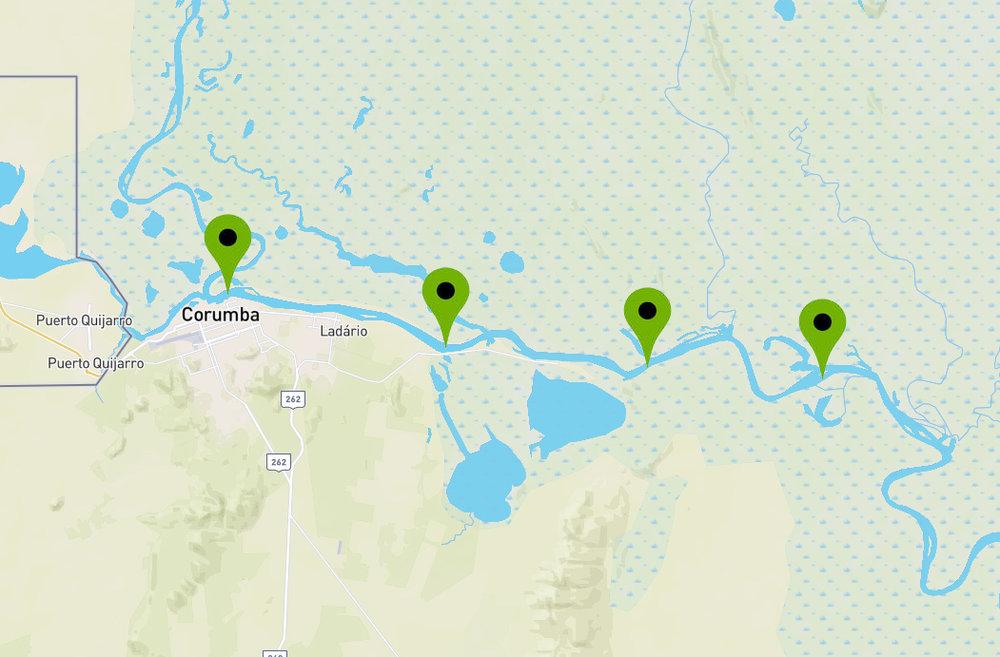 Pantanal Map