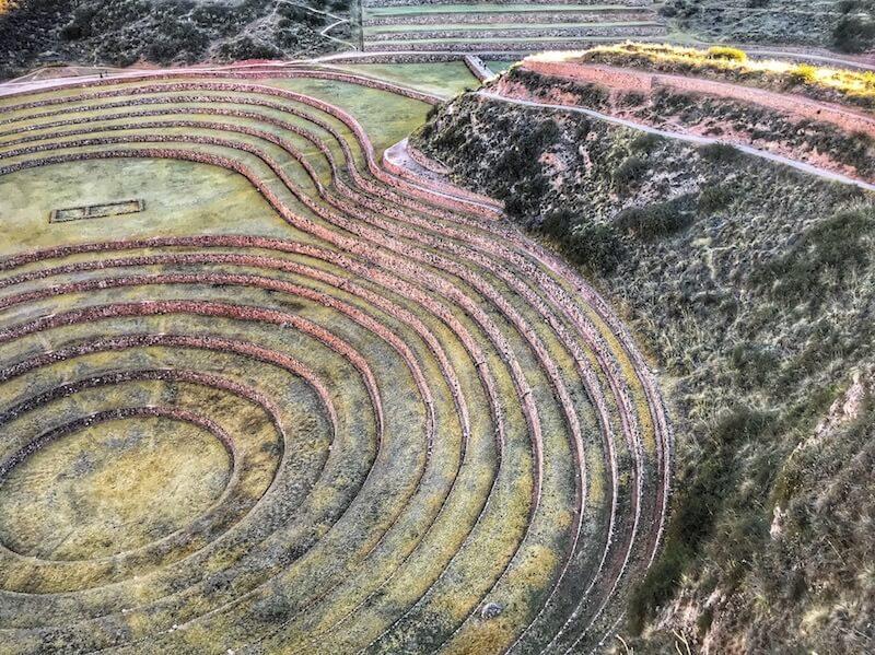 Moray Ruins Sacred Valley
