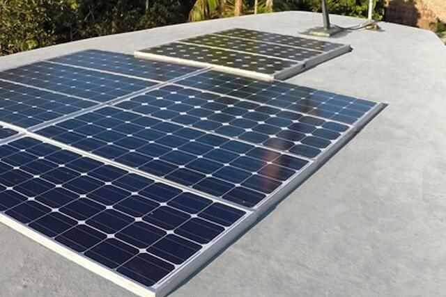 solar energy in the amazon