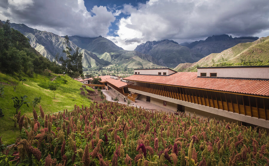 The Explora Lodge Sacred Valley