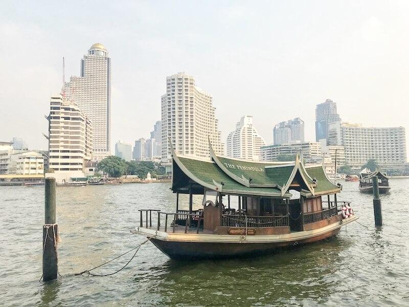 Bangkok Hotel The Peninsula