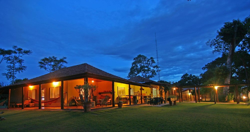 luxury lodges in the pantanal