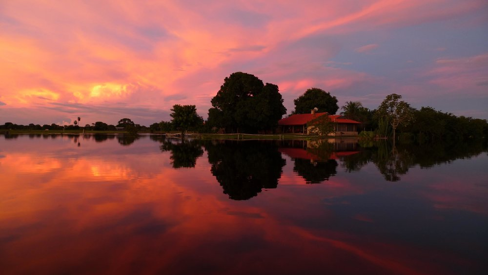 lodges in Pantanal Brazil