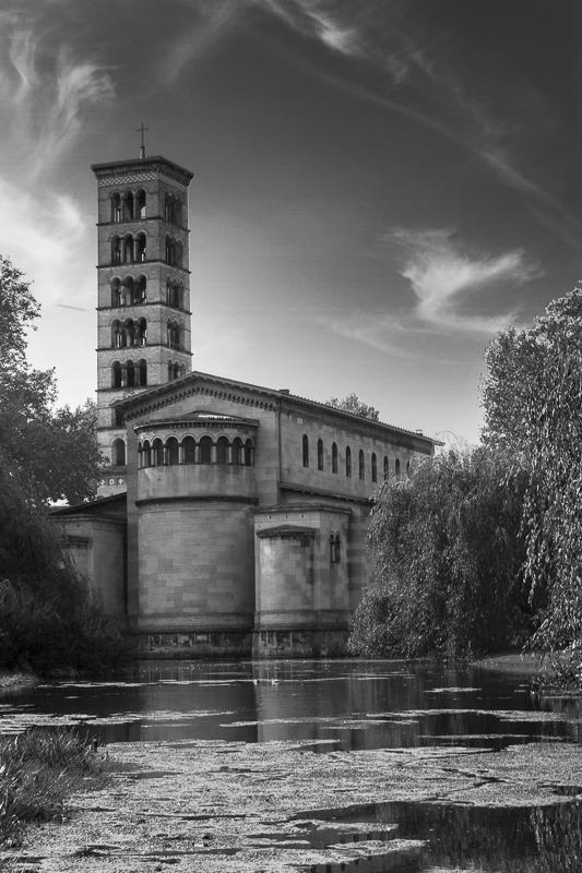 Potsdam pond