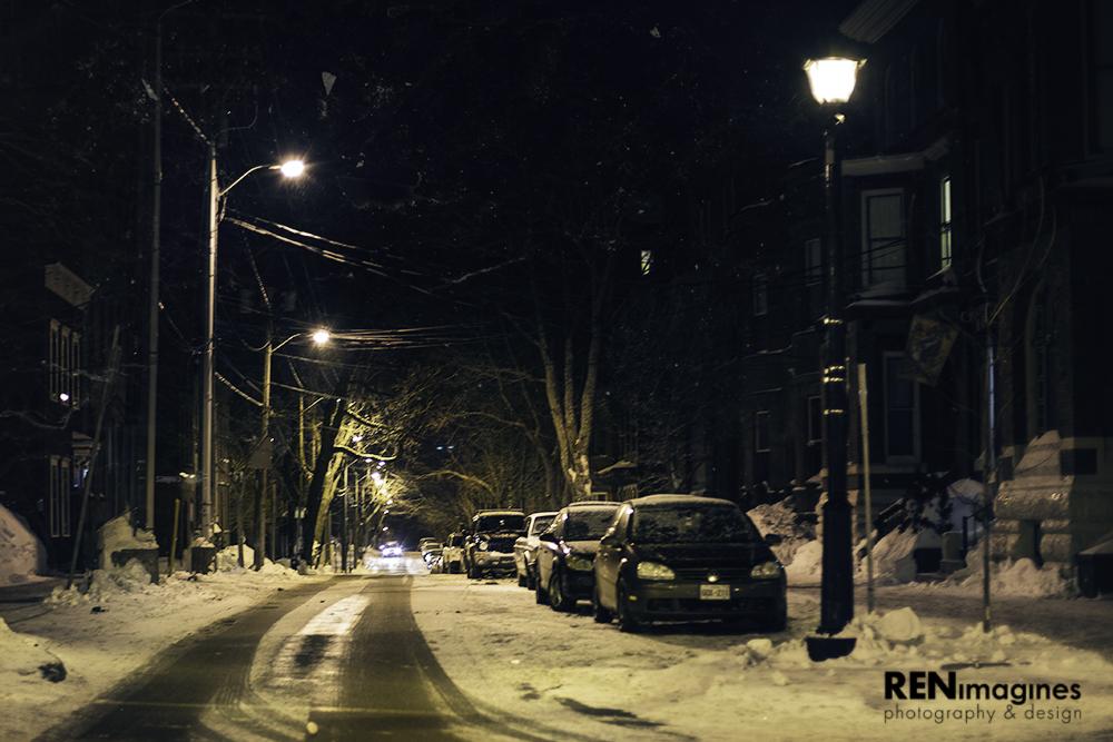 Germain Street, Saint John, NB February 12th, 2015