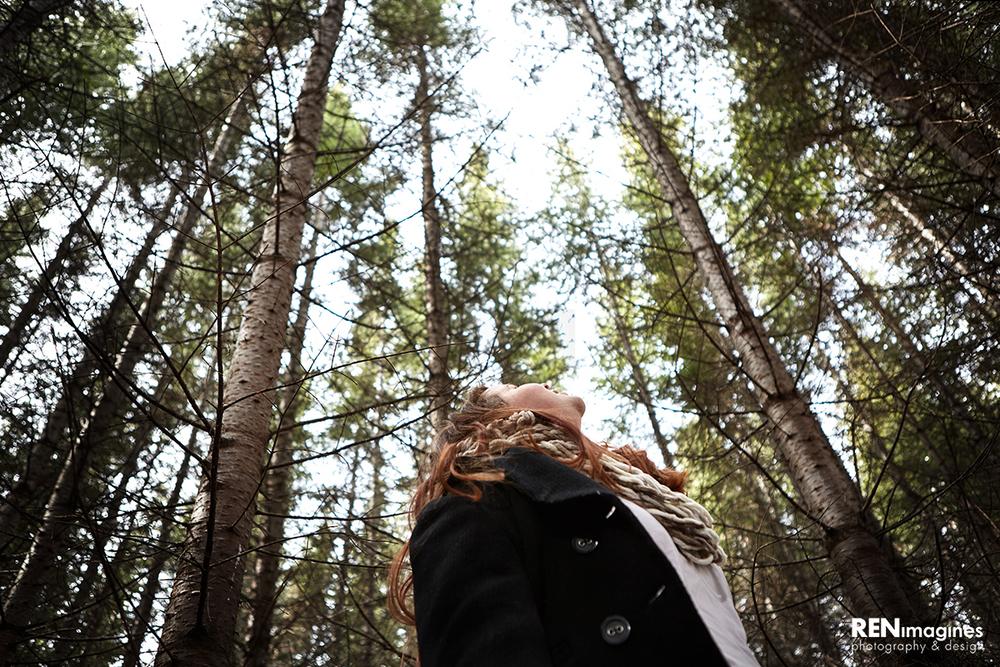 Emily Senior Session Photography New Brunswick
