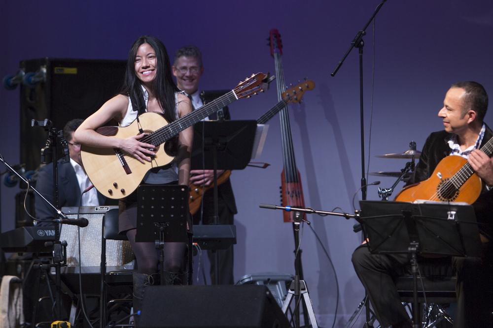 Lorena Garay, guitar (Puerto Rico)