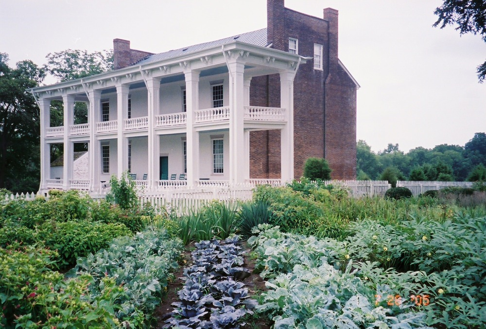 Carnton Plantation Gardens