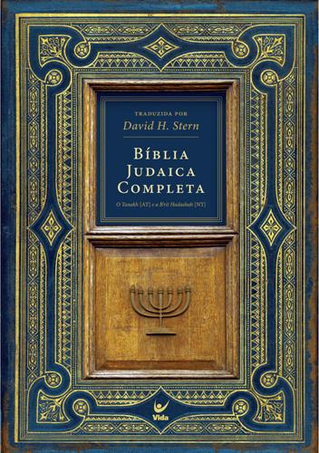 Bíblia Judaica Completa - Versão capa dura