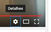 Ao passar o ponteiro do mouse sobre o mesmo ele indica esse nome, clique sobre ele para abrir as opções.