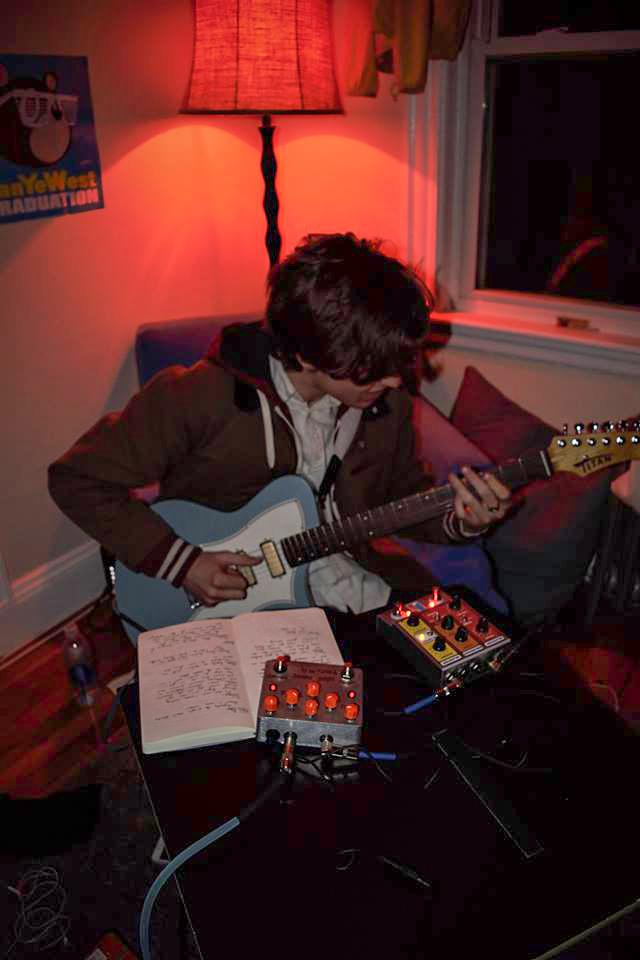 Freaking Pete Jonas with Proto #9.