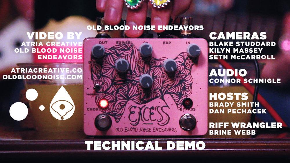 old blood noise endeavors — Old Blood Videos