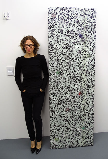 DAVINA SEMO WIDE RAINBOW ARTIST
