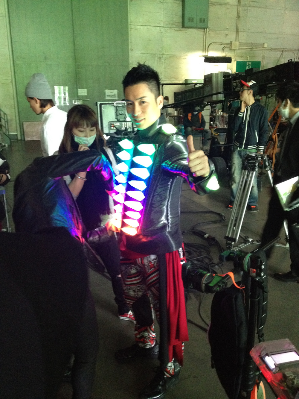 Exile Light Up Jackets