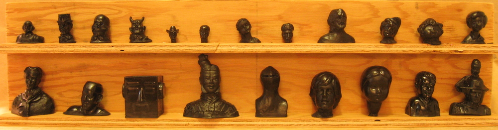 Black Heads