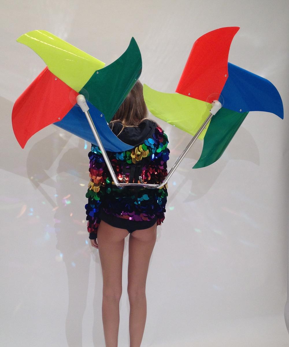Pinwheel Wings