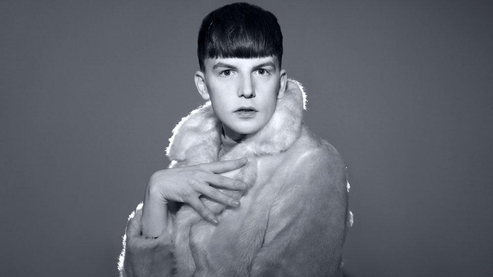 Joe Sutherland fur coat
