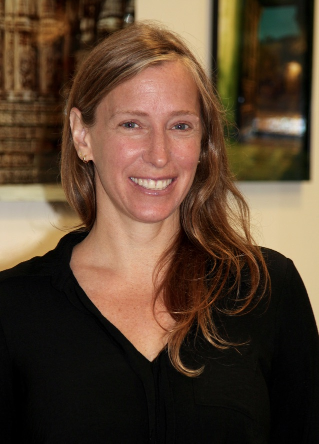 Michelle Kronenberg, Yoga Therapist