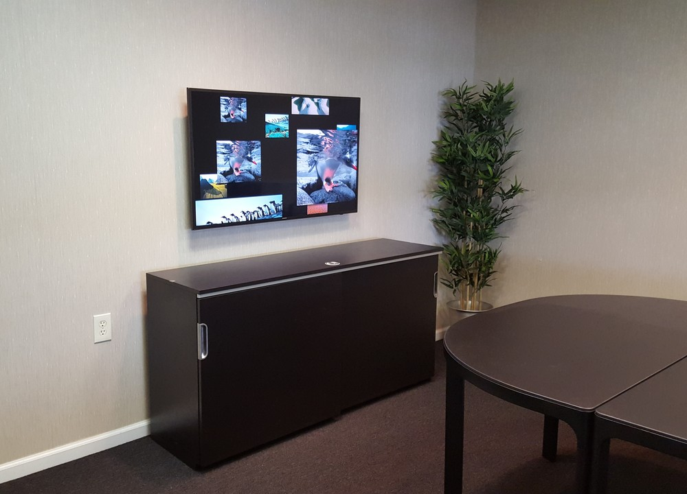 Boardroom TV Installation
