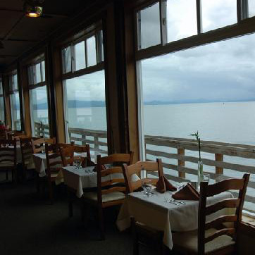 Baked Alaska restaurant