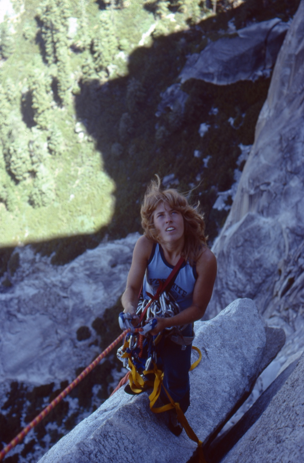Lynn Hill, Valley Uprising, Discovery Channel