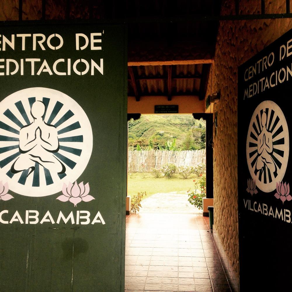 Meditation Centre Vilcabamba