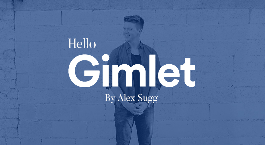 Hello Gimlet - Role : Composer, Editor, Remote Interview CaptureI have created a teaser introducing myself and to express my excitement in joining the Gimlet team. (Made in 2017 for Gimlet Creative)