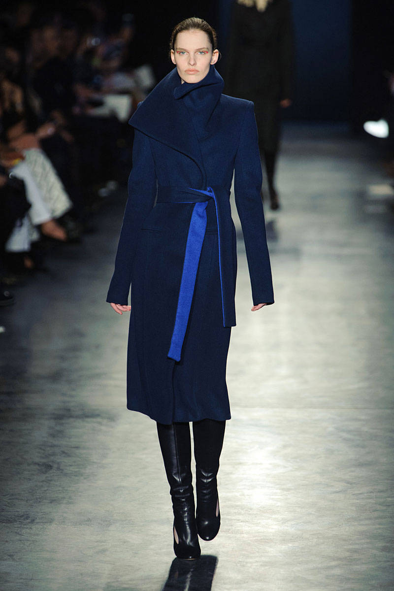 Altuzarra (long robe-like coat)