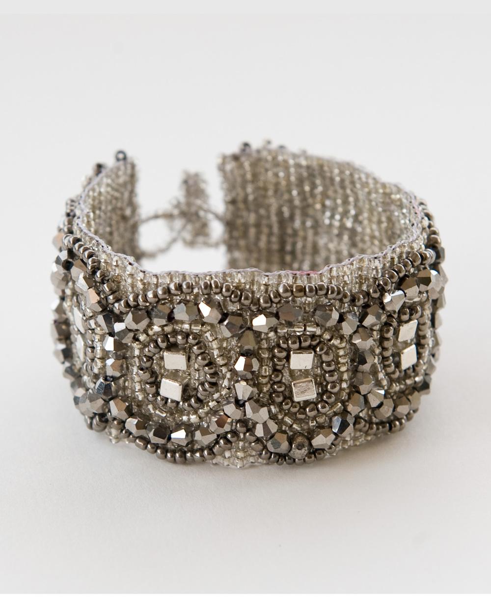 La Noche Bracelet. Made in Guatemala.