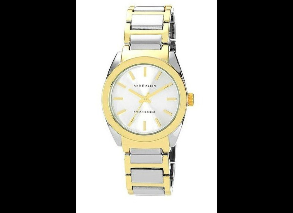 We love this watch because it is a great starting piece to add silver or gold bracelets—or both!