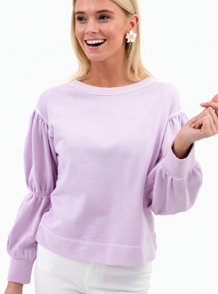 Pretty lavender top by La Vie by Rebecca Taylor. Great transitional piece.