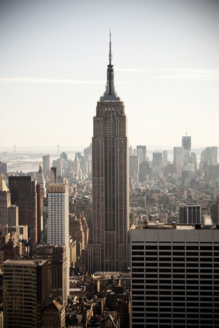 The iconic Empire State Building | Midtown NYC | photo - Marika Järv