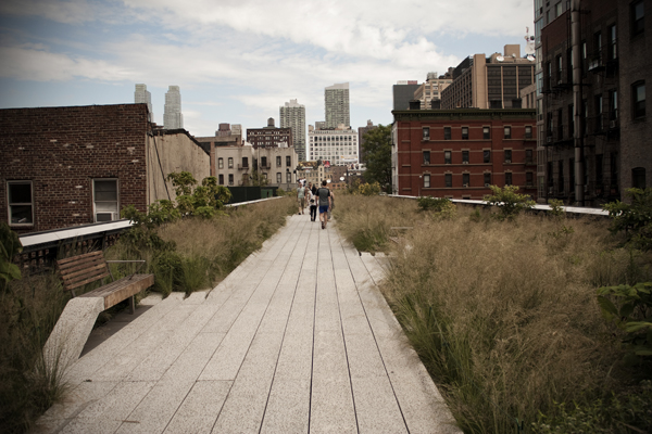 The High-Line | Chelsea - The Meatpacking District | photo - Marika Järv