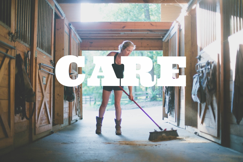 Quality Care - owners live on site and treat your horse better than their own