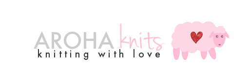 The new website logo. It will now be featured on my patterns for sale!