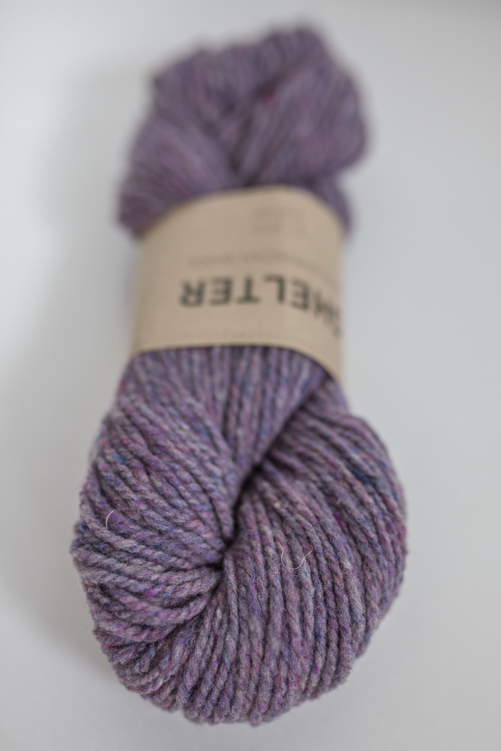 I love the flecks of color in this gorgeous purple.
