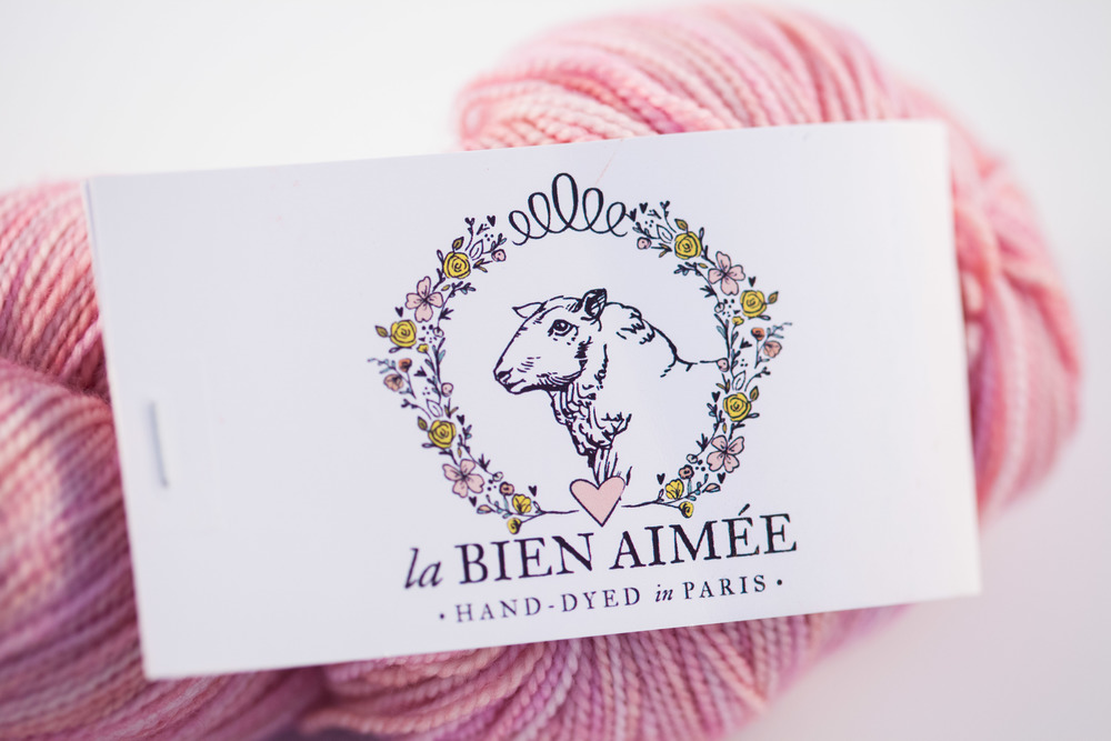 La Bien Aimée MCN Light - my first yarn review!