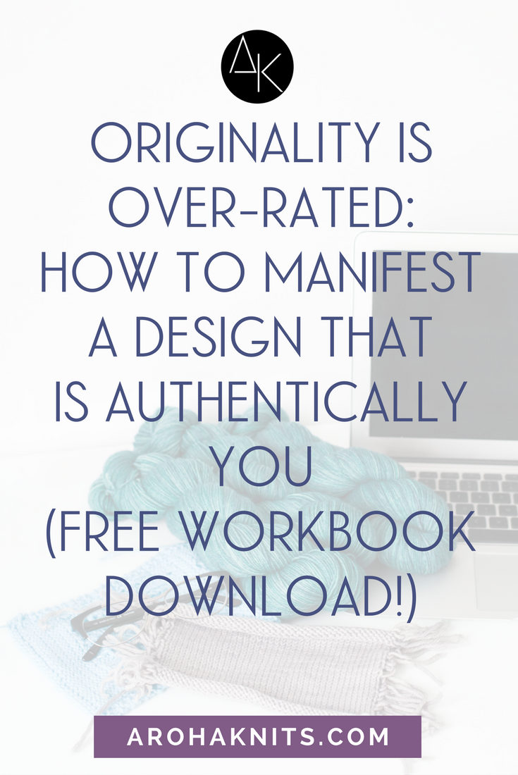 Workbooks workbook live : Originality is Over-Rated: How to Manifest a Design that is ...
