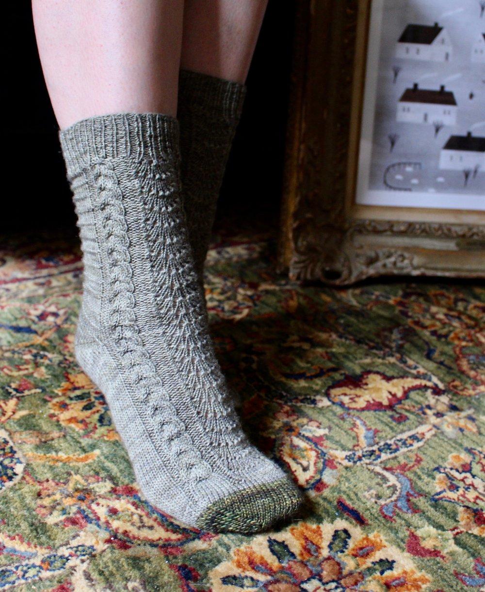 Irving socks