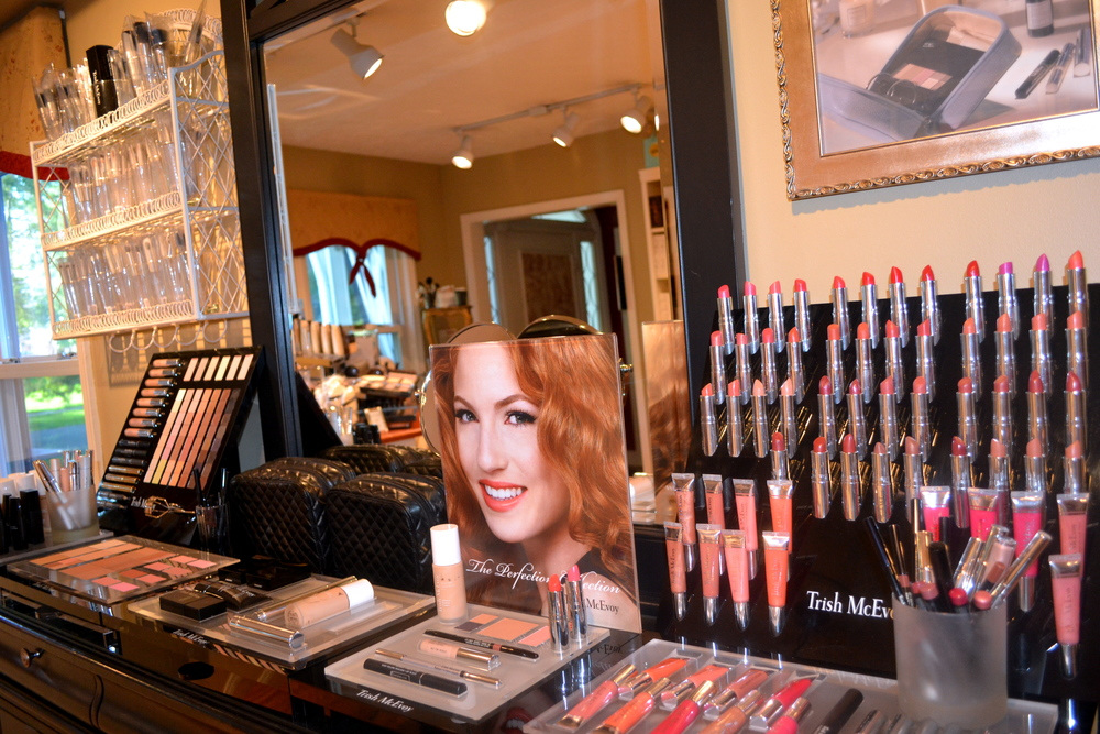 Trish McEvoy Makeup Counter