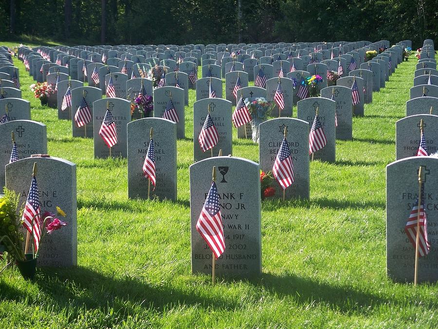 Memorial Day, 2016