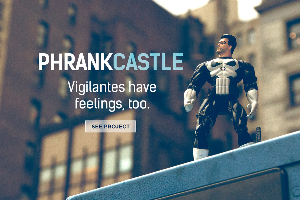 Phrank Castle: War Haiku