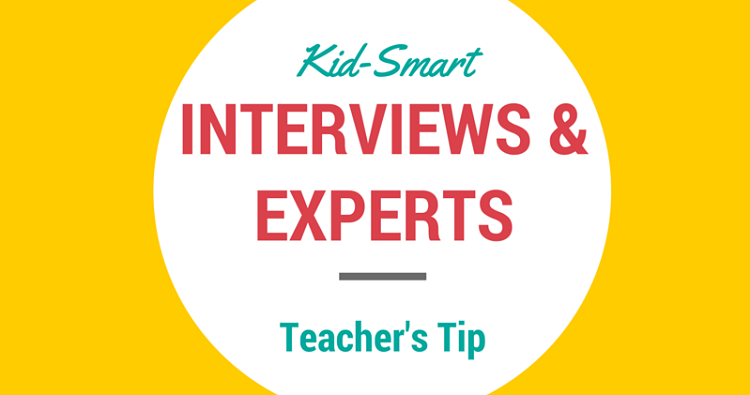 Teachers Tips Interview Header